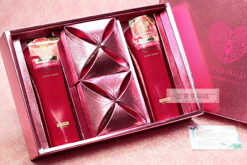 一定要幸福哦~~SHISEIDO思波綺(220ml) TSUBAKI 資生堂禮盒、 喝茶禮、送客禮、婚俗用品