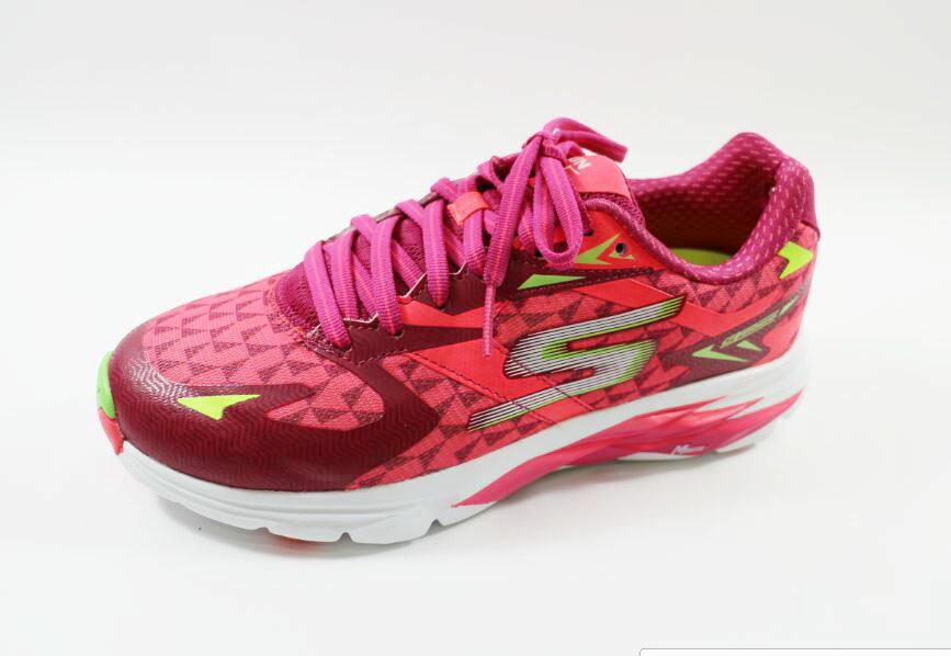 [陽光樂活]SKECHERS (女) 跑步系列 GO Run Ride 5 -13997HPGR (出清75折)