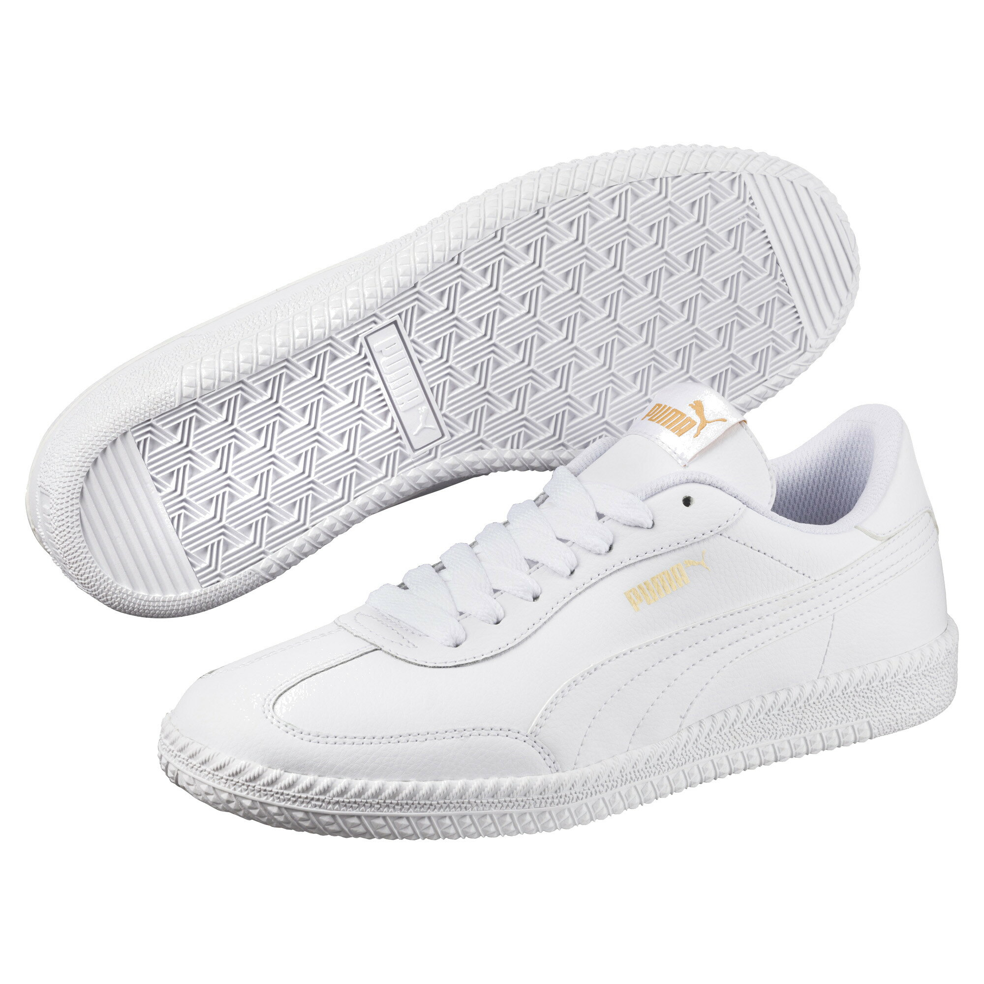 01ba13dd0742c4 Official Puma Store  PUMA Astro Cup Leather Trainers