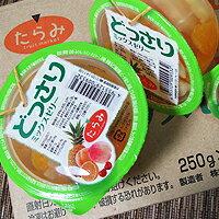 日本超人氣【どっさり生菓子果凍】綜合水果風味!旬鮮果物在裡頭!!