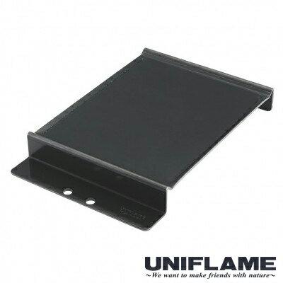 ├登山樂┤日本UNIFLAME桌上烤肉爐TG-III用-鐵板#U615256