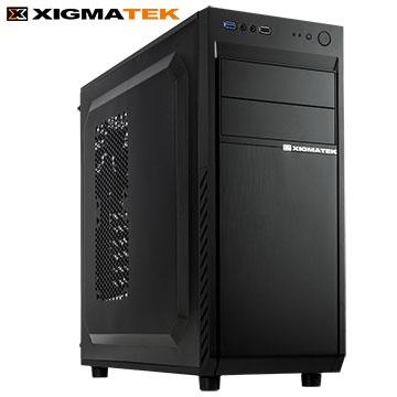 Xigmatek Shockwave-A USB 3.0 電腦機殼 黑色