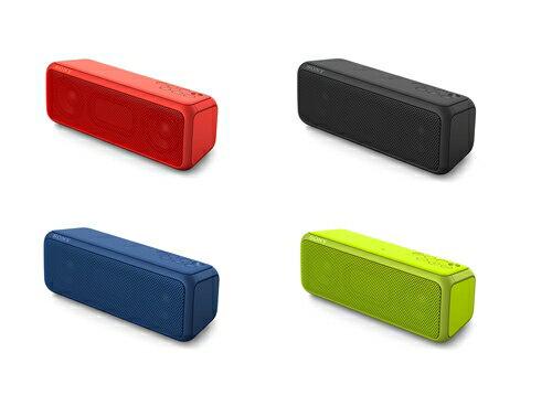 ★2017/12/27前贈送70週年運動Walkman收納包 SONY SRS-XB3 NFC重低音無線藍牙喇叭 公司貨