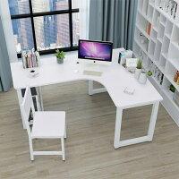 L型書桌/電腦桌/辦公桌推薦推薦到轉角書桌書架組合簡易電腦桌台式家用拐角桌L型辦公桌牆角寫字桌 YTL就在自由星期天推薦L型書桌/電腦桌/辦公桌推薦