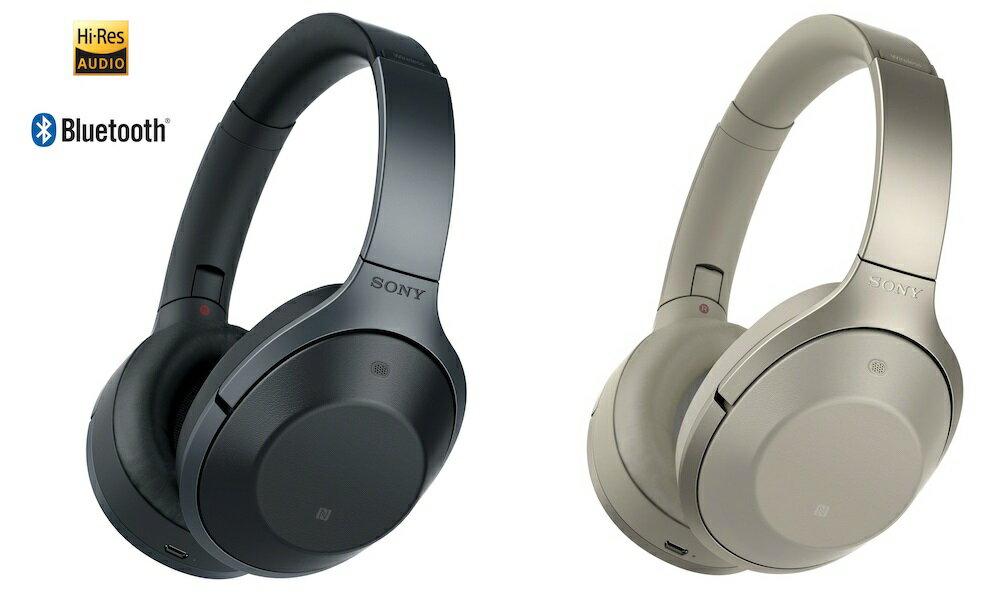 展示機出清! SONY MDR-1000X 立體聲藍芽降噪耳罩式耳機 領先業界個人降噪優化 公司貨 2年保固