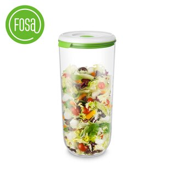 【FOSA|真鮮寶】真空保鮮罐圓形2850ml1個入12850(不含主機)【三井3C】