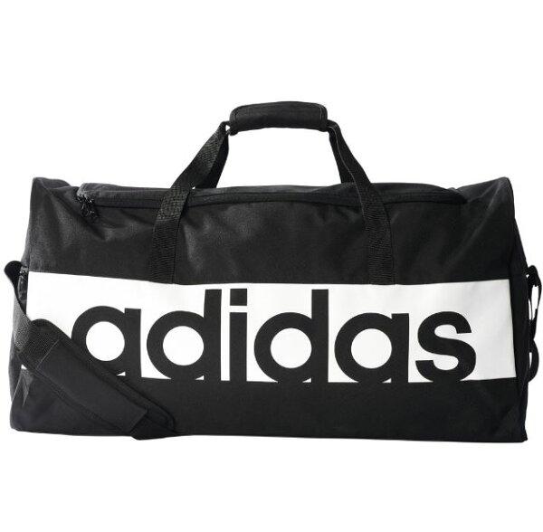 ADIDASinearPerformanceTeambag背包旅行袋手提大容量黑【運動世界】S99964