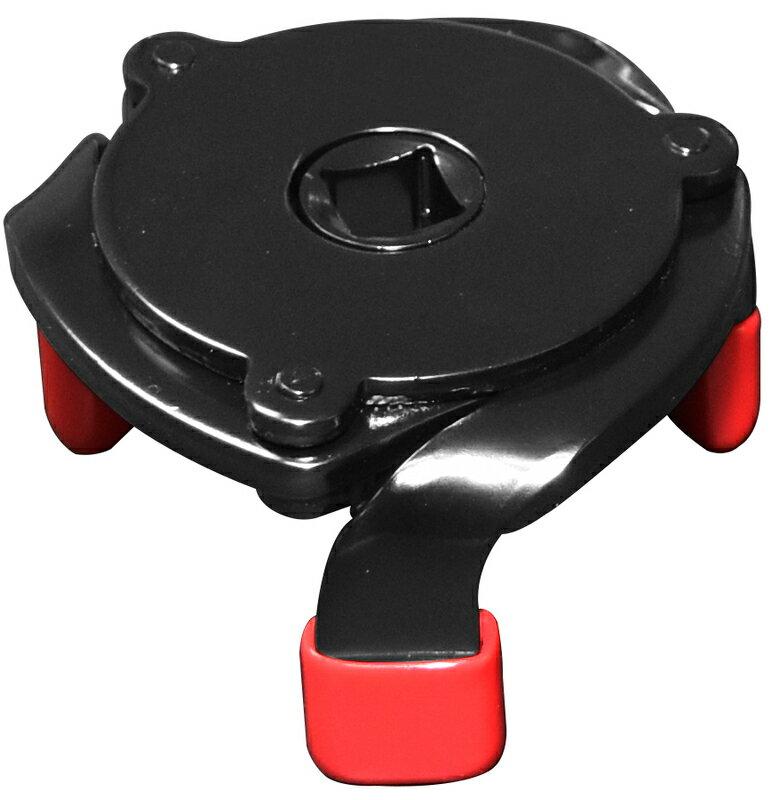 *韋恩工具* AOK 3分 扁腳單向 63~98MM 三爪式機油芯彈簧扳手 機油芯板手 濾芯板手 S0051