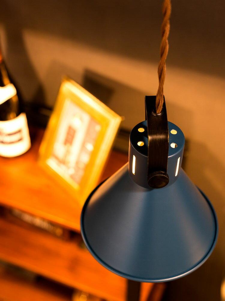 【現貨 免運】燈飾 吸頂燈 吊燈  室內設計 居家裝潢 日本設計 療癒系 復古 繽紛 吊燈【ALONZA PENDANT 愛媛家居】 2