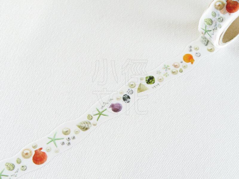 ~小徑文化~  Yano design 和紙膠帶 花系列 ~ jewel   YD~MK~