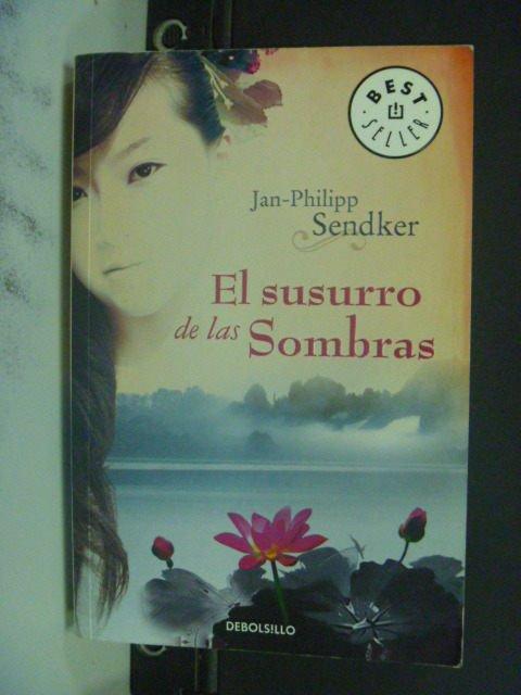【書寶二手書T5/原文小說_KLF】El susurro de las sombras _Jan