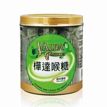 【樺達】喉糖罐裝-超涼薄荷160g