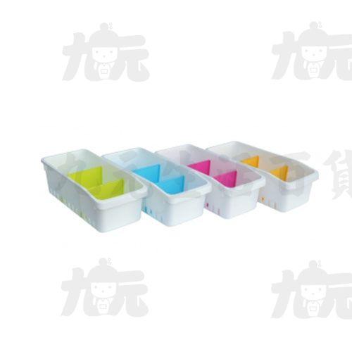 【九元生活百貨】聯府P2-0156比美收納盒(附隔板)-大置物收納P20156