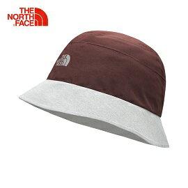 [ THE NORTH FACE ] GORETEX 撞色防水梭織帽 紅/灰 / 遮陽帽 / 公司貨 NF00CF9LNY0