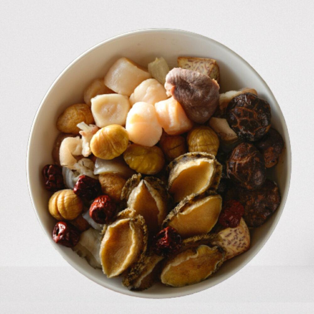 呷飽來睏 佛跳牆 1800g (固型物750g) 年菜 圍爐 即熟食品