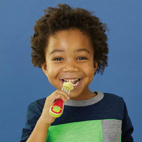 美國SKIP HOP 可愛動物園餐具叉及匙 / 叉匙組 (2款可選) 6