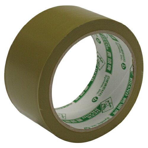 量大超划算【鹿頭 膠帶】PVS1N PVC 48mm×18M(綠軸)封箱膠帶 (6卷入)