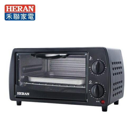HERAN禾聯9L二旋鈕機械式電烤箱HEO-09K1【三井3C】