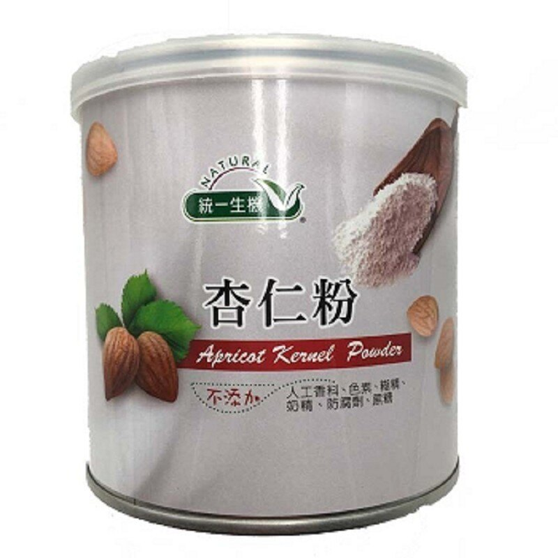 統一生機~杏仁粉250公克/罐~