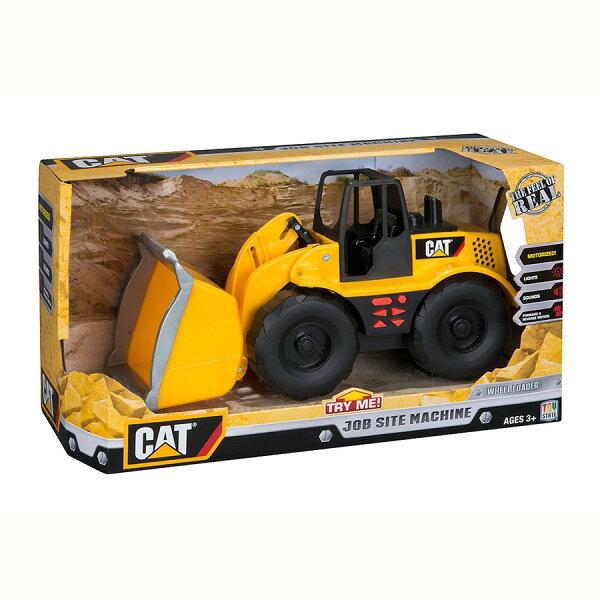 東喬精品百貨商城:《CAT-玩具車》工作站工程車組-裝載機