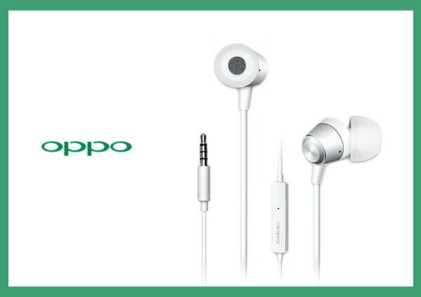 OPPO 原廠MH124高品質入耳式耳機 (密封袋裝)