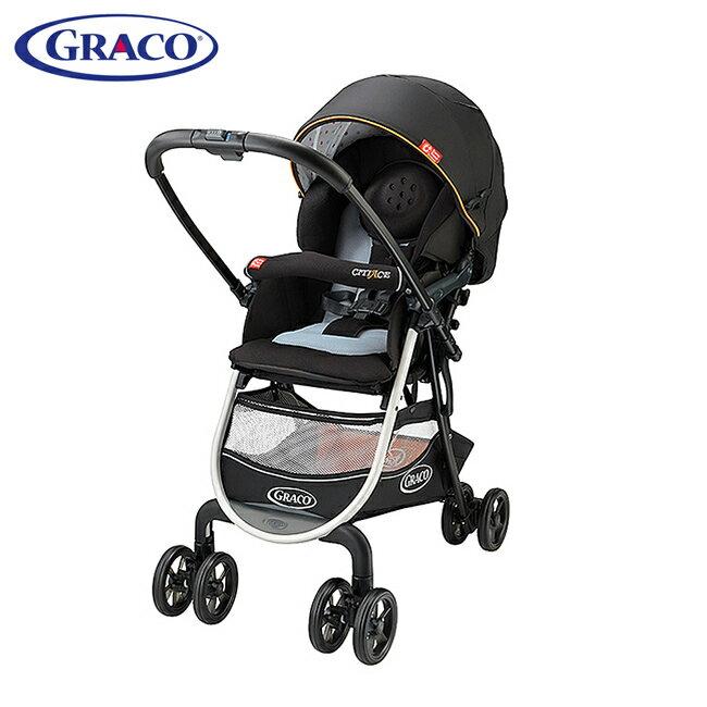 GRACO 購物型雙向嬰幼兒手推車 城市商旅 CITIACE CTS-小珍珠
