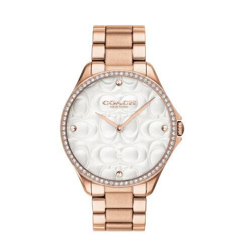 COACH柔情優雅精典時尚腕錶14503068
