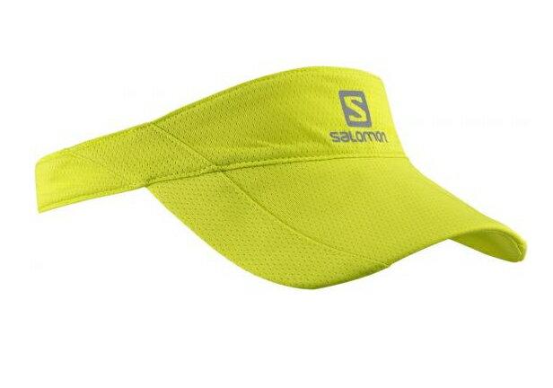 [陽光樂活=] 特價 SALOMON XR 遮陽帽 柚黃 L38006400