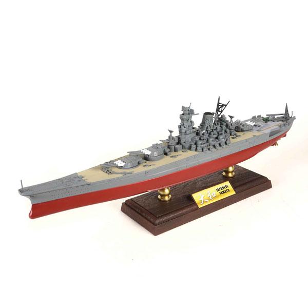 ◆時光殺手玩具館◆ 現貨 模型 Forces of Valor FOV @國外熱銷商品2017最新生產@ 1:700 IJN Yamato 日本 大和號戰艦 完成品