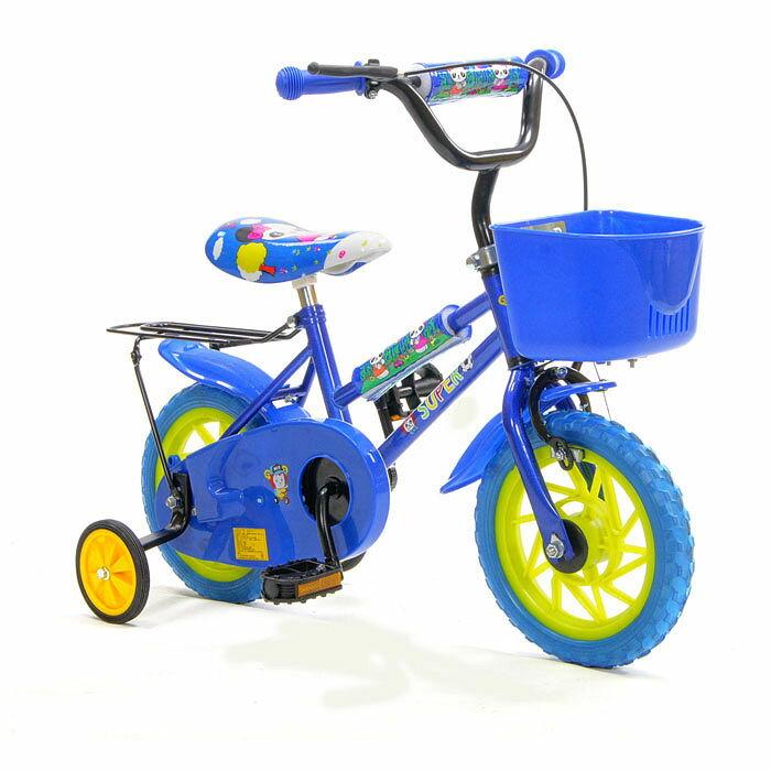 KB-02 12吋可愛輔助輪童車