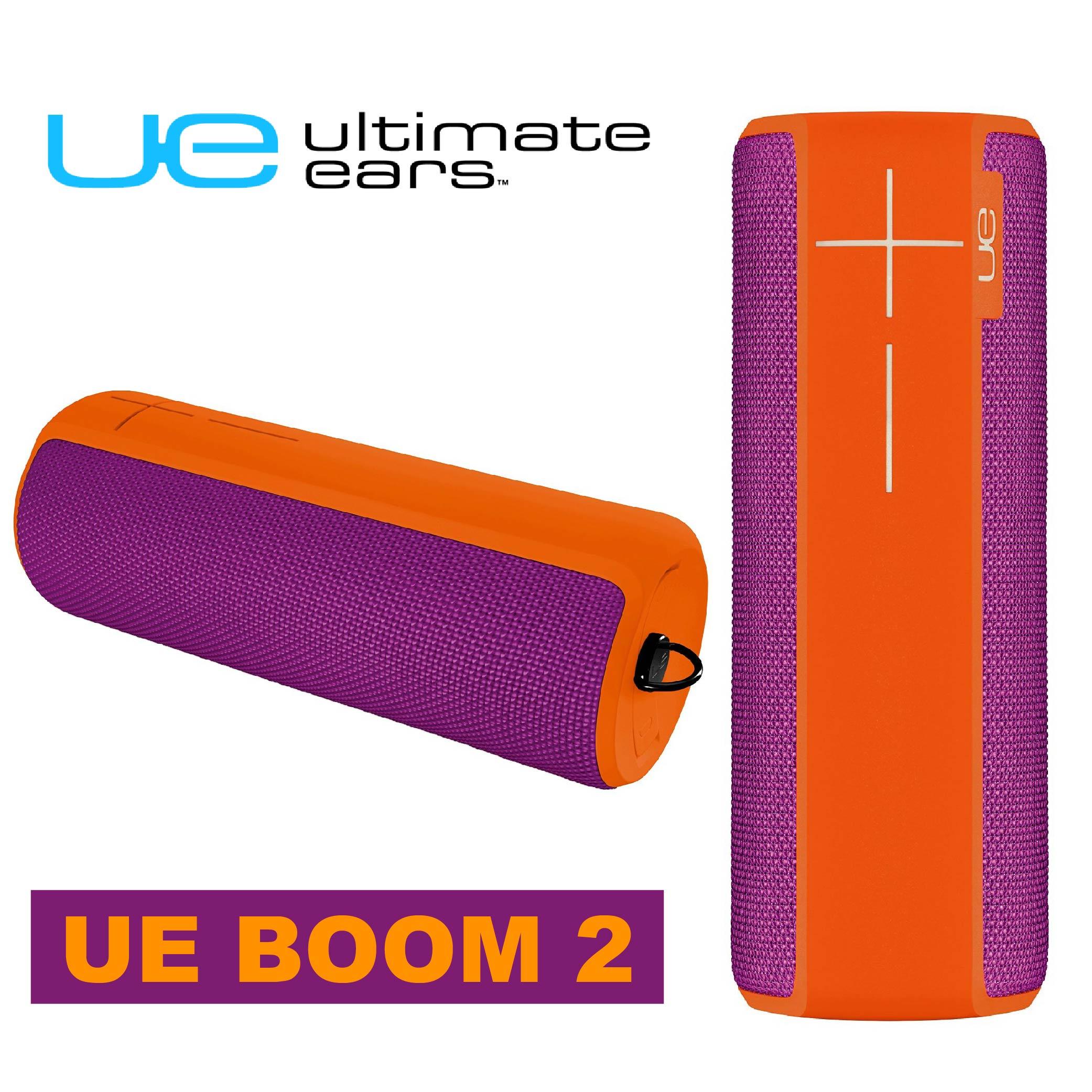 【送充氣床】 UE BOOM2 可攜式防水NFC藍芽無線喇叭 兩年保固 - 台灣公司貨