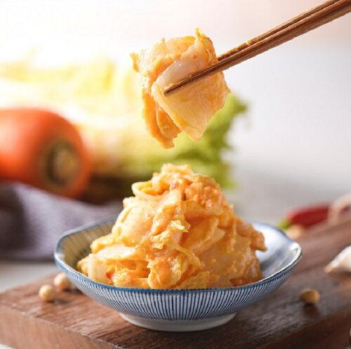 黃金泡菜任選4大瓶 (650g/瓶)