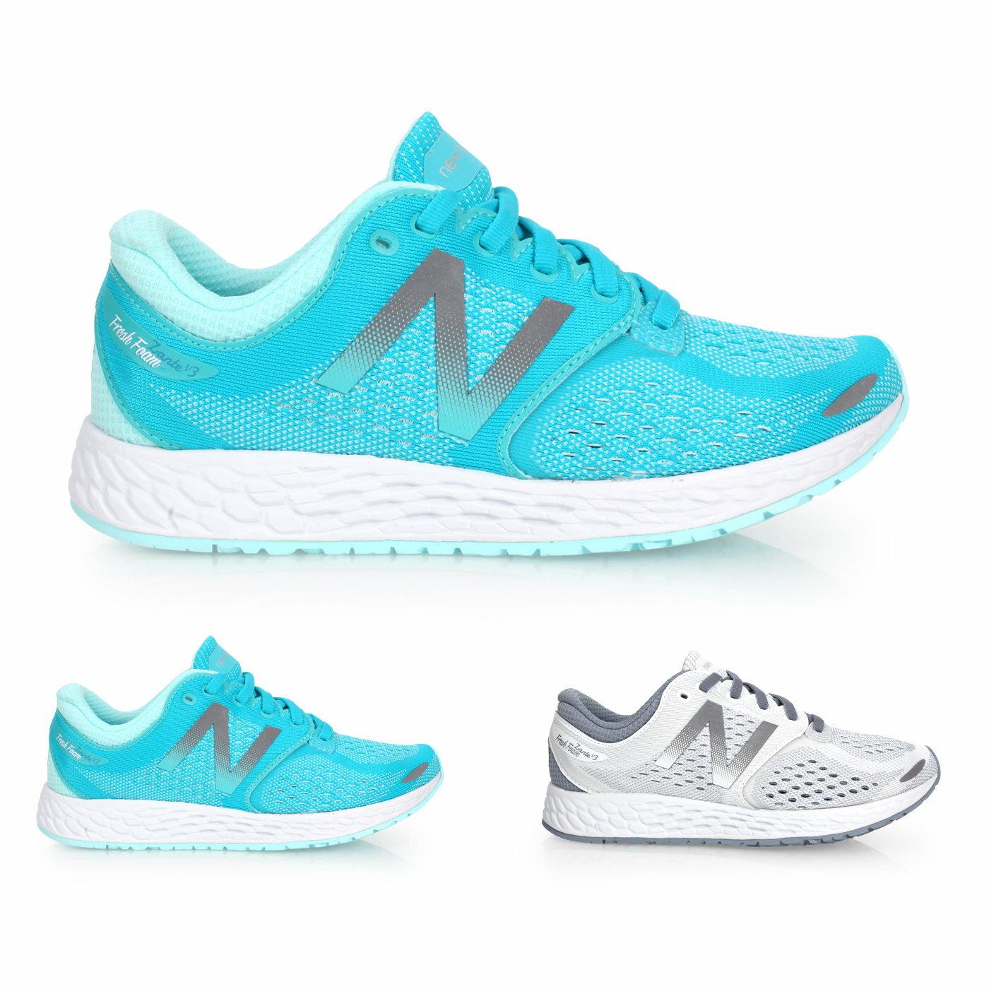 NEW BALANCE FreshFoamZante v3女慢跑鞋-D(免運 路跑【02016400】≡排汗專家≡