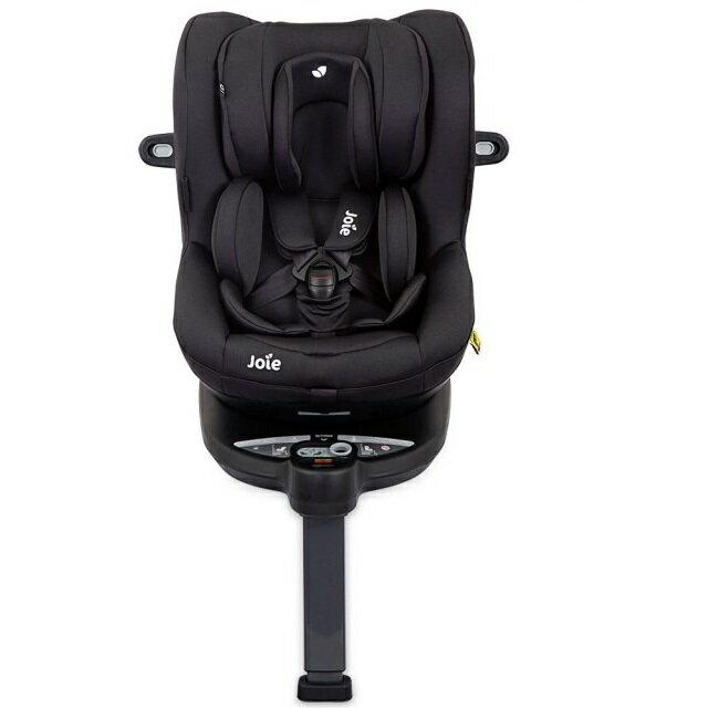 JOIE i-Spin360 isofix 0-4歲汽座/安全座椅-黑色JBD89200D★衛立兒生活館★