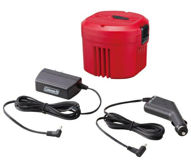 【露營趣】中和 美國 Coleman CPX6 高容量充電池組 充電電池組合 CM-3152J