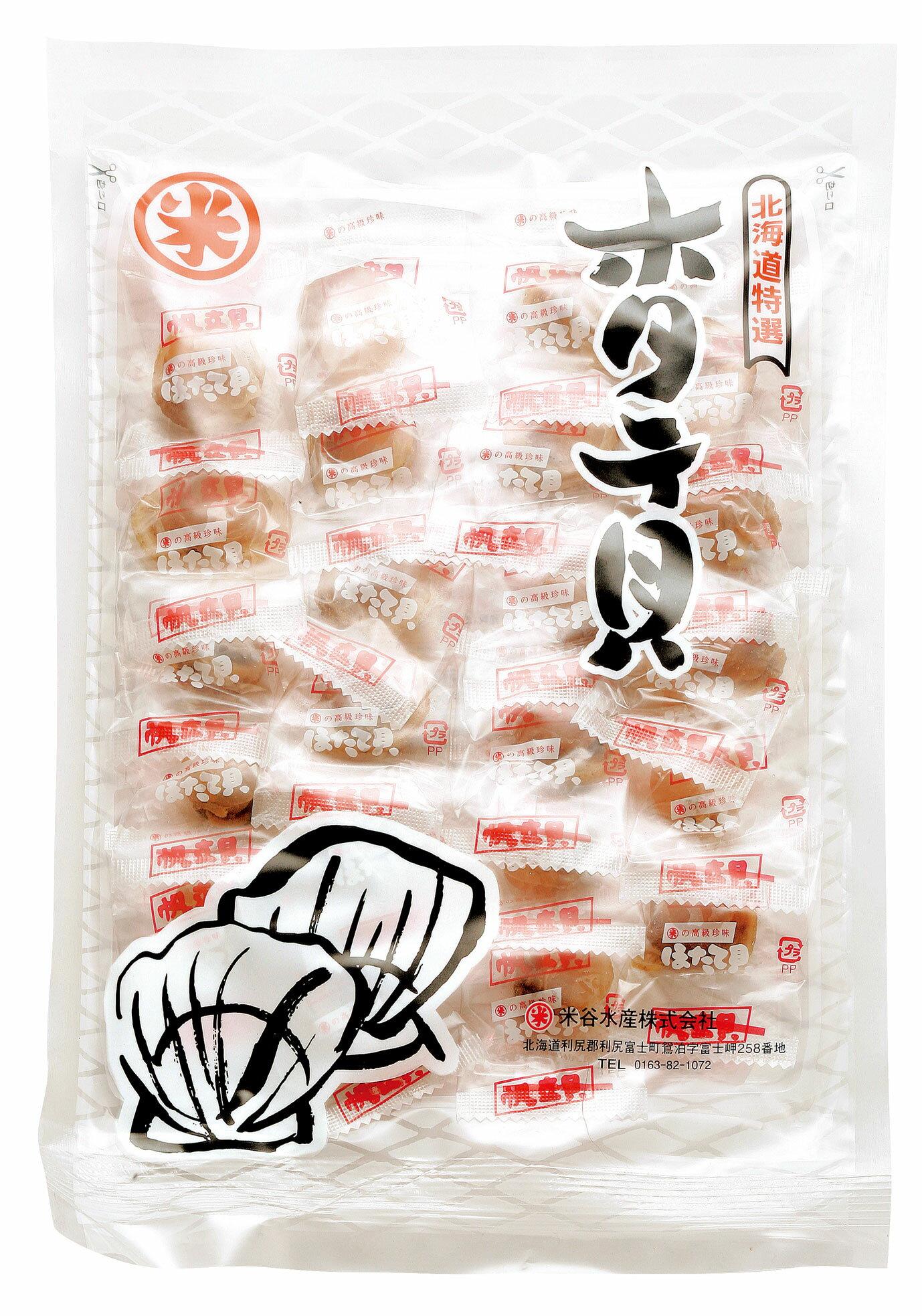 【米穀水產】北海道特選帆立貝干貝糖 150g 日本人氣零嘴 空運直送 =預購 4 / 8左右出貨= 0
