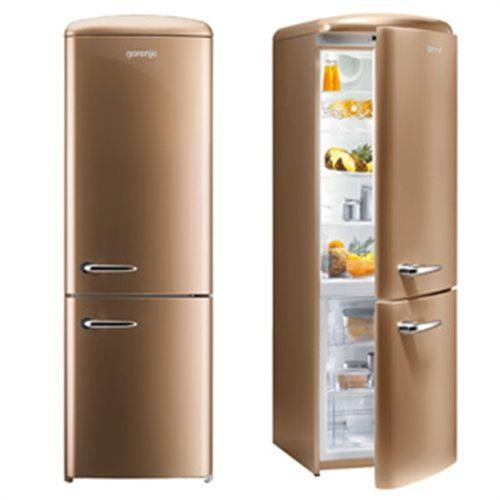<br/><br/>  【零利率】gorenje 歌蘭尼342L 雙門復古冰箱 (220V電壓) 另售 D5656<br/><br/>