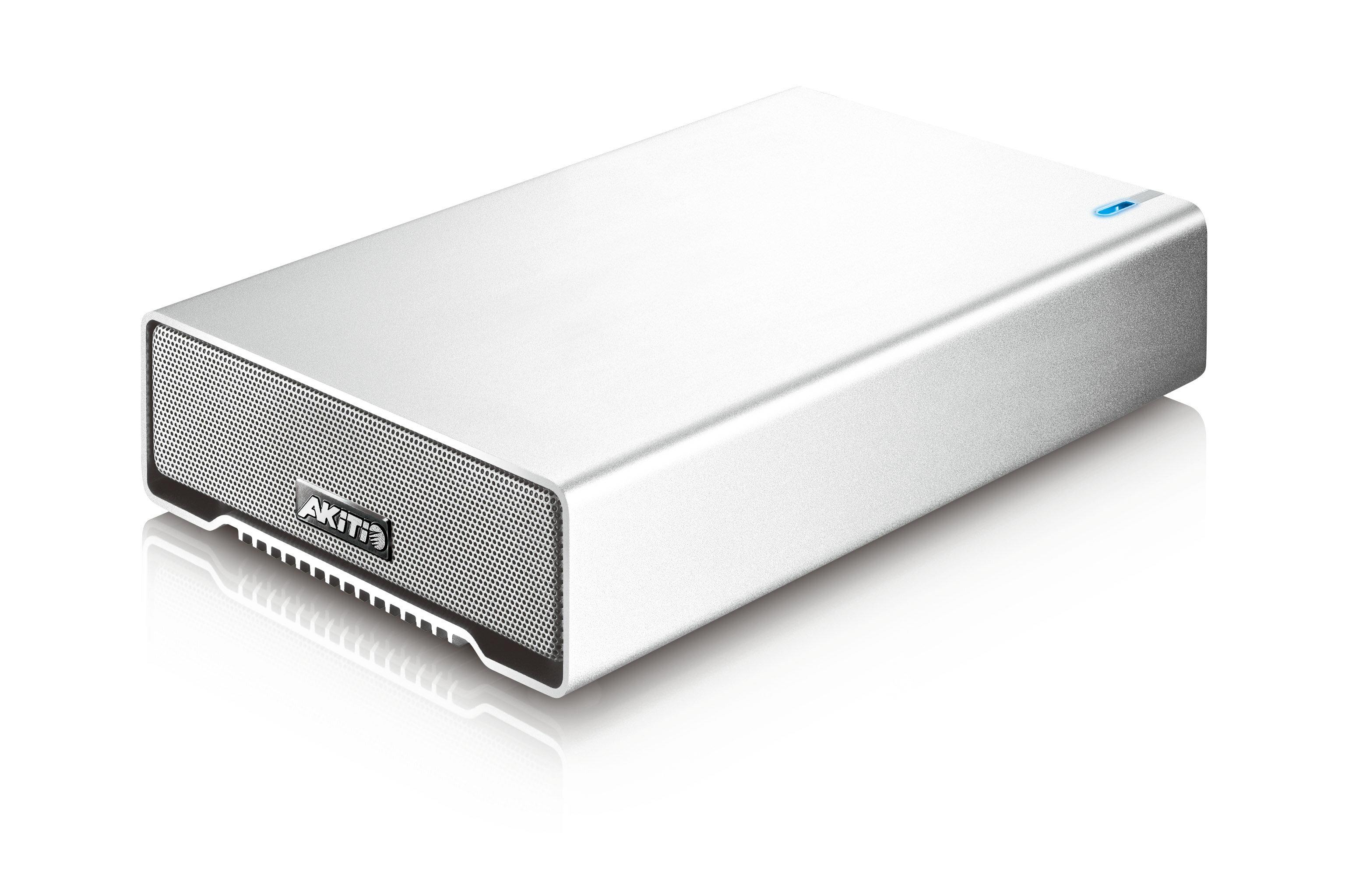 【滿3千15%回饋】AKiTiO SK-3501 星極光 U3 3.5型 銀色 硬體外接盒※回饋最高2000點