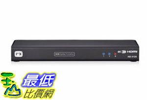 [106玉山最低比價網] PX大通 極致4Kx2K Full HD 3D HDMI 1進2出分配器 HD-4125