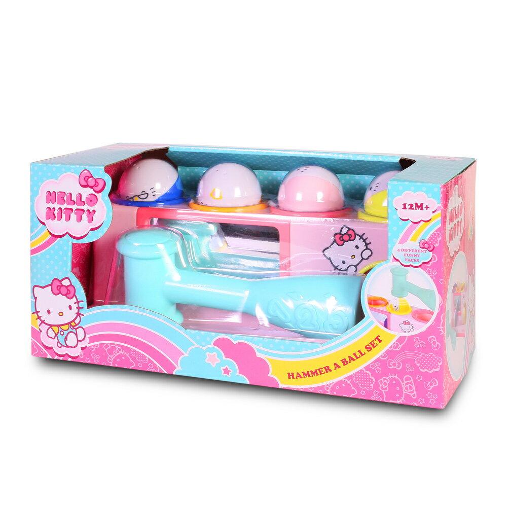 【麗嬰房獨家】Hello Kitty 造型槌球遊戲組