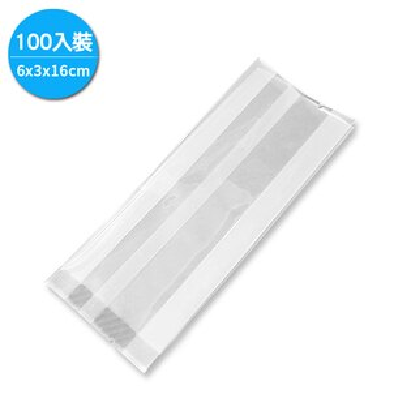 Shouyo 時尚家電:★促銷★MIT手工皂真空包裝袋亮面100入6x3x16cmTPR0057