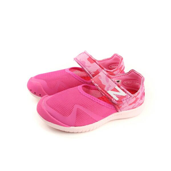 NewBalance運動休閒鞋桃紅童鞋KA208PKY-Wno433