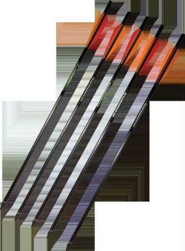 5 Pack Of 22in Arrows W/field Point thumbnail