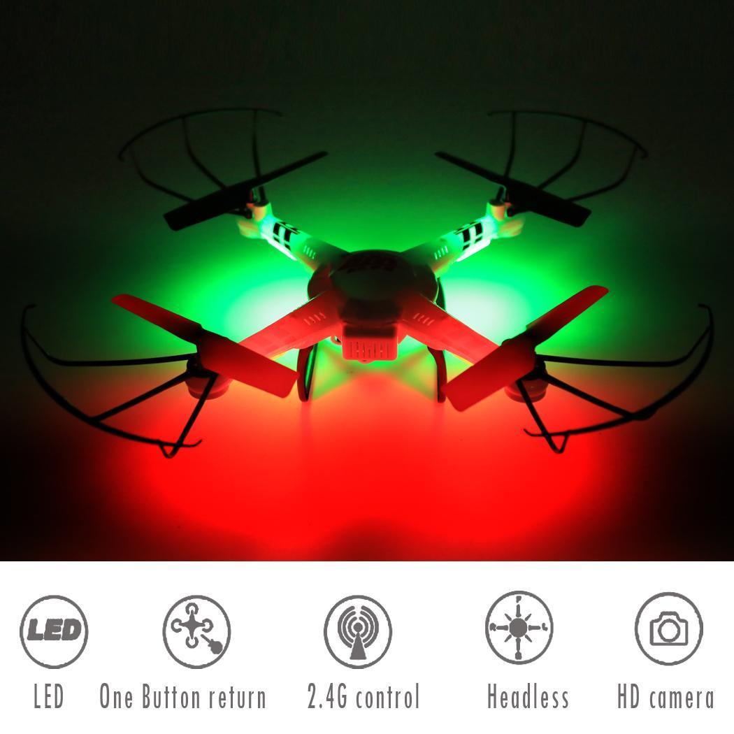 JJRC V686K Gyro 2.4G 4CH 6-Axis WIFI FPV RC Quadcopter with 0.3MP Camera 5