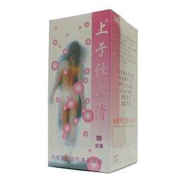 上于仕女清-乳酸菌膠囊 120粒/盒◆德瑞健康家◆