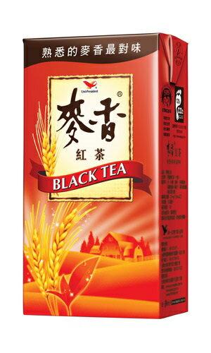 統一麥香紅茶 300ml 6入 1967g