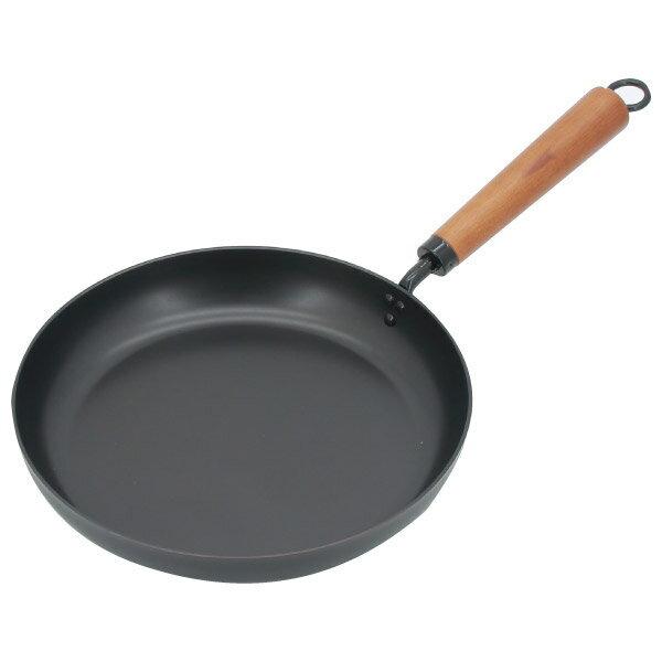 黑鐵平底煎鍋26cm NITORI宜得利家居 0
