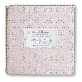 美國【Swaddle Designs】頂級多用途嬰兒包巾 (花火粉紅) - 限時優惠好康折扣