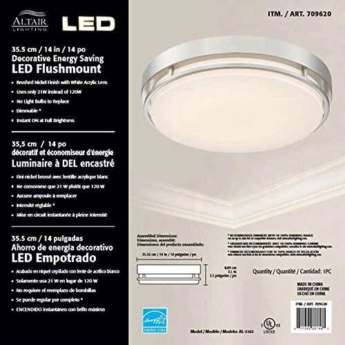Brand Name Discounts: Altair LED 14\