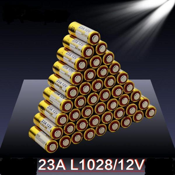 23A 27A 12V高伏特鹼性電池 防盜器鐵捲門遙控器 無線門鈴 相機電池 汽車遙控器 12V27a
